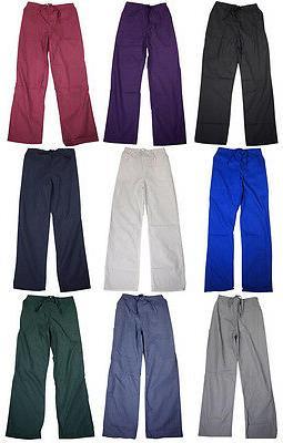 Natural Uniforms Womens Scrub Medical Hospital Nursing Pant