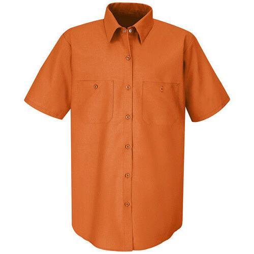 Red Kap Men's Uniform Short Sleeve