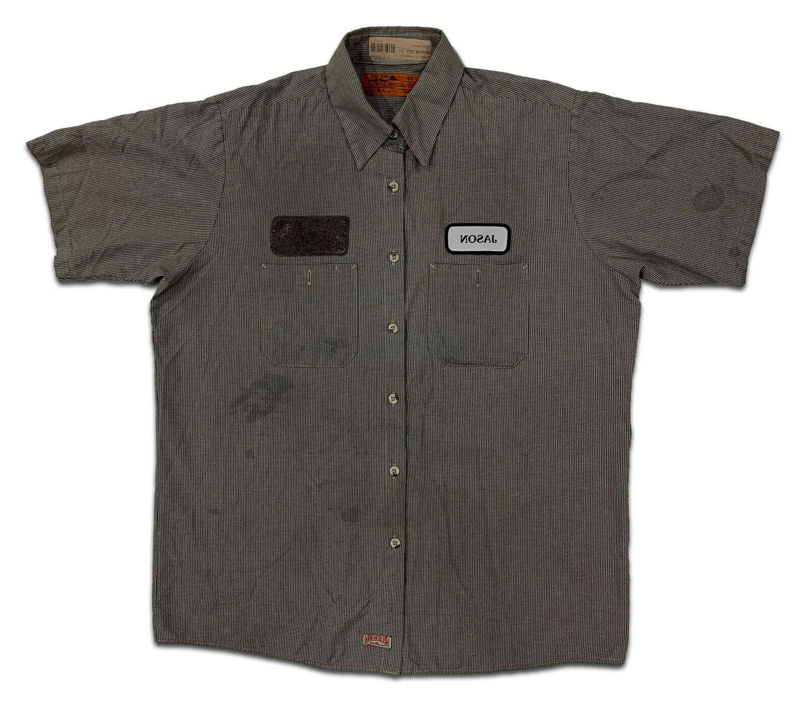 Red Kap 2 Pocket & Sleeve #B