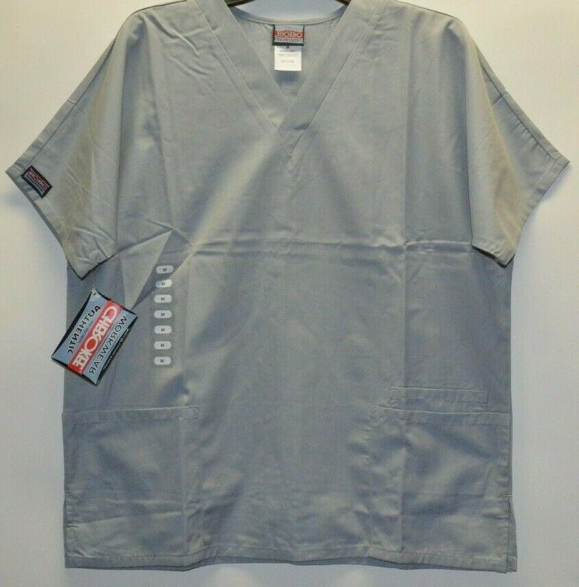 Cherokee V-Neck Nurse Scrub Medical Uniform New