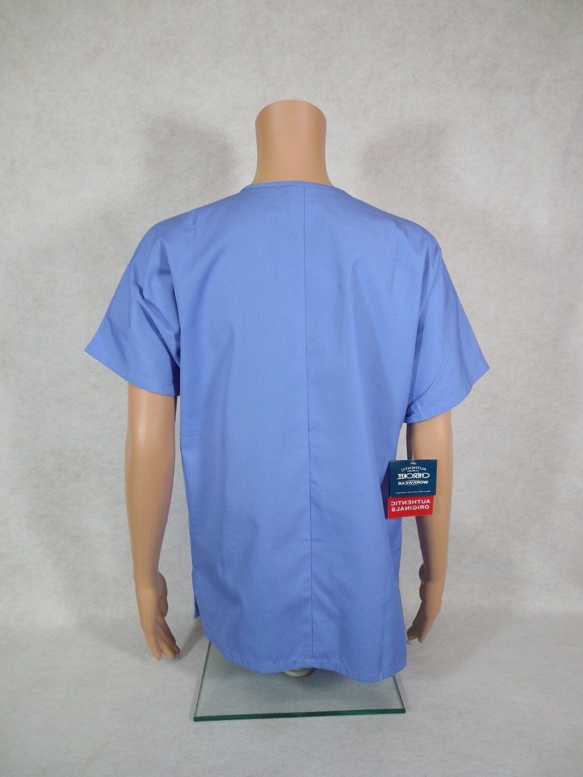 Cherokee V-Neck Nurse Scrub Top 4700.