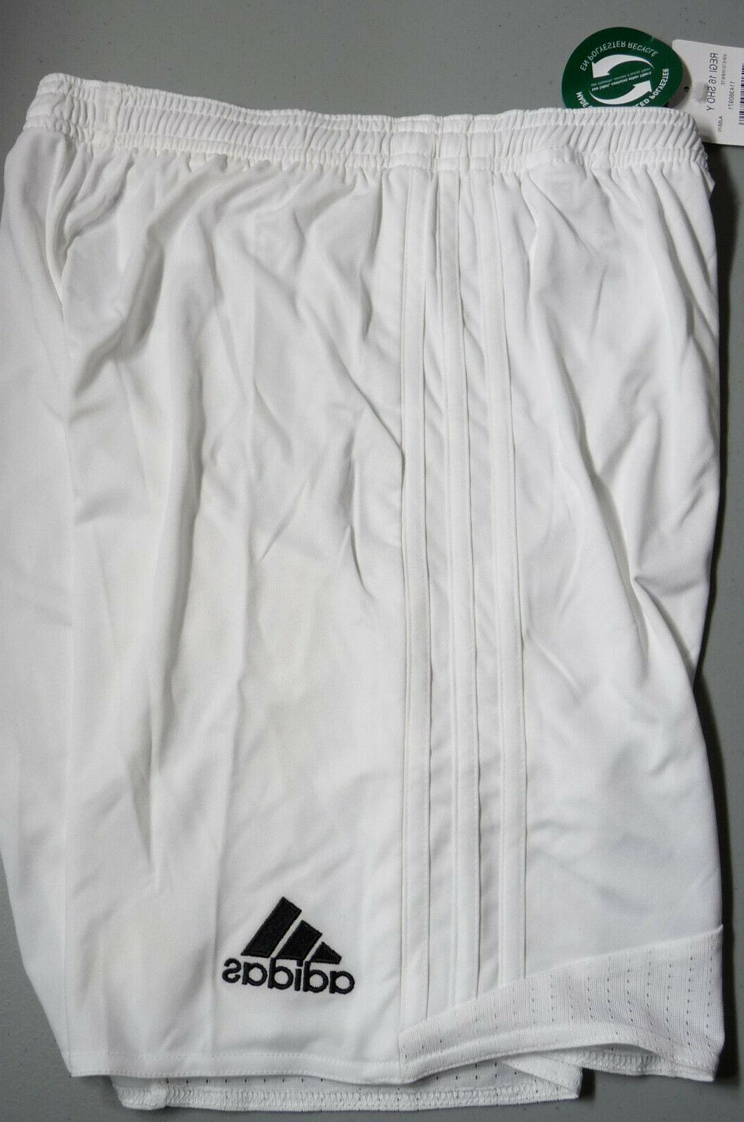 adidas Boys Soccer Shorts Colors Sizes Uniform