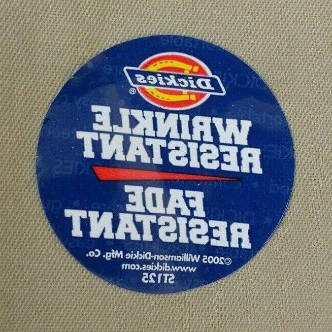 Dickies Size Pleated