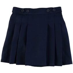 Chaps Little Girls Pleated School Approved Skort NWT Size  5