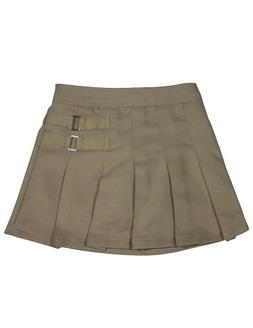 French Toast - Little Girls Scooter Skort School Uniform, Kh