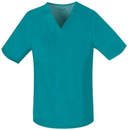 Cherokee Luxe 1929 Men's V-Neck Top Medical Uniforms Scrubs