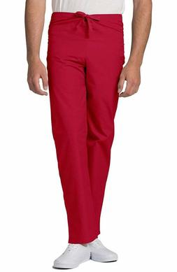 Adar Medical Uniforms Dr/Nurses Scrub Pants Unisex Raspberry