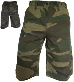 Men's Dickies Camouflage Work Shorts with Cellphone Pocket,