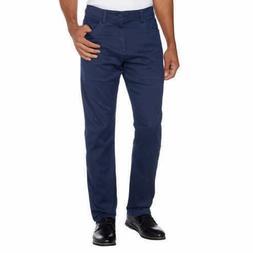 Calvin Klein Men's Stretch Slim Fit Twill Pant  Stretch Flex