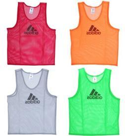 Adidas Men Training Team Vest Jersey Sports Soccer Football