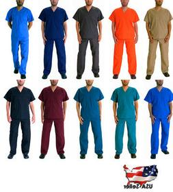 Natural Workwear Mens Authentic EDS Unisex Medical Uniform C