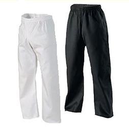 Century Student Elastic Waist Martial Arts Karate Pant White