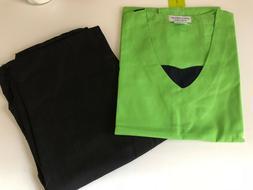 Natural comfort unisex medical uniforms nursing work clothin