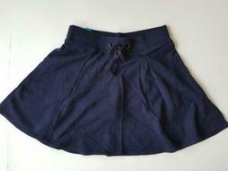 NEW Justice Girl's School Uniform Knit Skirt Size 12 or 14 M