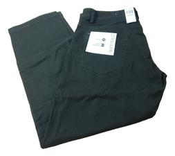 NEW Men's Calvin Klein Elastic Waist 5 Pocket Stretch Straig