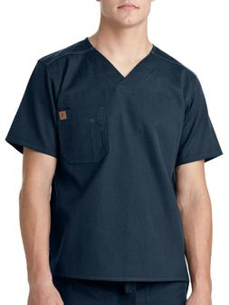 NEW CARHARTT MEN'S SOLID NYLON RIPSTOP FABRIC NURSING SCRUB