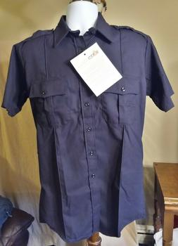 NEW Topps Safety Apparel SH96 7505 Navy Public Safety FR Wor