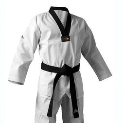 New adidas Taekwondo Uniform ADICHAMP 3 TKD Dobok Set -WHITE
