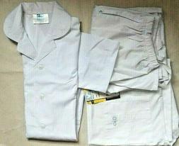 NEW Adar Uniforms Lot 3 White Nursing Scrubs: 2 Pants +  But