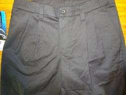 NEW WOMEN'S BARCO UNIFORMS BLACK WORK PANTS SIZE 8