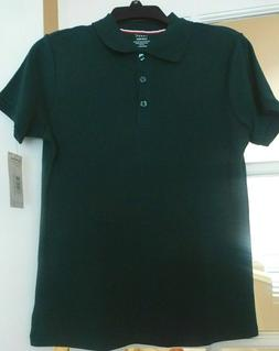 NWT FRENCH TOAST COTTON BLEND POLO Size 14-16 Plus - HUNTER