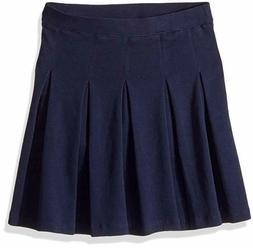 NWT Gymboree Girls Navy Blue School Uniform Knit Skirt w/Sho