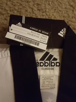 NWT Adidas karate uniform SIze 130 cm