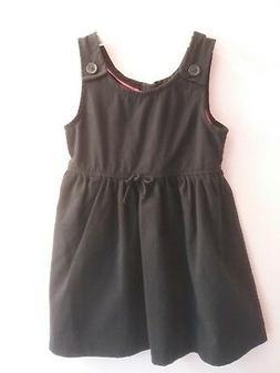 NWT! Gap Kids Back To School Navy Uniform Jumper Dress Skirt