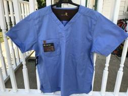 Carhartt NWT Large Scrub Top V Neck Shirt Uniform Nurse Vet