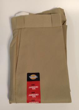 Dickies Original Fit 874 Work Pants Men's Military Khaki