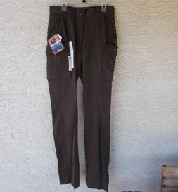 Pants Men's brown uniform 5 11 Tactical waist size 34 UNHEMM