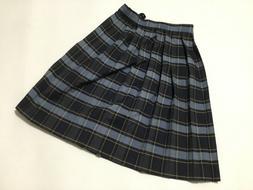 French Toast Plaid Skirt Girls School Uniform Schoolwear Siz