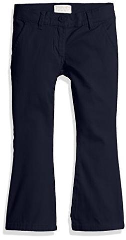The Children's Place Girls Plus Size' Uniform Pants, Tidal 4