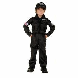 Police SWAT Uniform Kids/Toddler Costume
