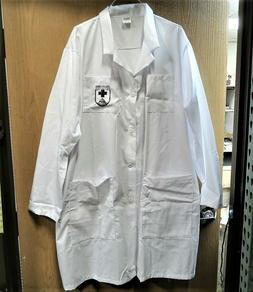 """PPE Lab Coat 41"""" Knee Length NEW Military Issue Walter Ree"""