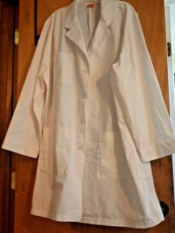 PRIMA BARCO White Scrub lab coat Women's 3X
