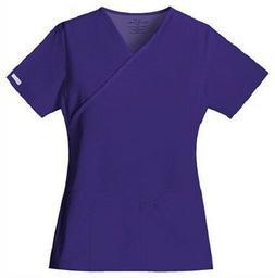Cherokee Pro Flexibls V-Neck Nursing Scrub/ Uniform Top In G