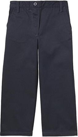 French Toast School Uniform Boys Pull On Pants, Navy, 4T