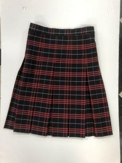 School Uniform Skirt Plaid 37 Girls 16, 10H, 12H, 14H, 30, 3