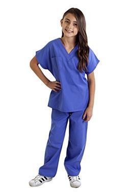 Natural Uniforms Childrens Scrub Set-Soft Touch