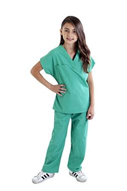 Natural Uniforms Childrens Scrub Set-Soft Touch