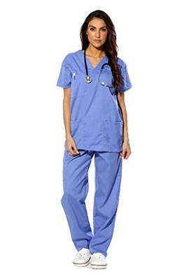 f110f5596d9 Just Love Women's Scrub Sets Six Pocket Medical Scrubs , Cei