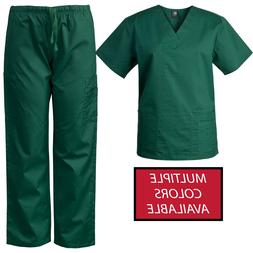 Medgear Scrubs for Men and Women Scrubs Set Medical Uniform