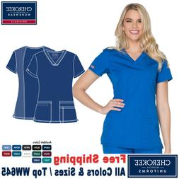 Cherokee Scrubs ORIGINAL Medical Uniform Workwear Modern Fit