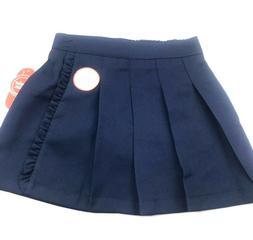 Size 6 School Uniform Girls Skirt shorts navy blue children
