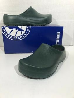 Birkenstock Super-Birki L8 M6 Green Regular Fit  Comfort Clo