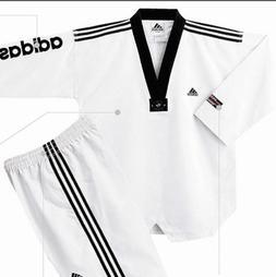 adidas Super Master TKD Taekwondo Uniform Size 160