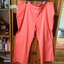 Landau Uniform Scrub Pants 4XL Papaya