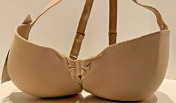 Uniform True & Co Women's Bra Live In Luxury Basics Front Cl