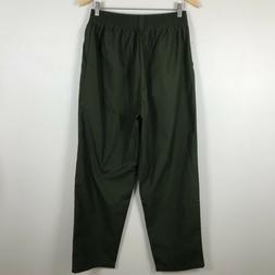 Adar Uniforms Olive Green Scrub Pants Size L Olive Green Uni